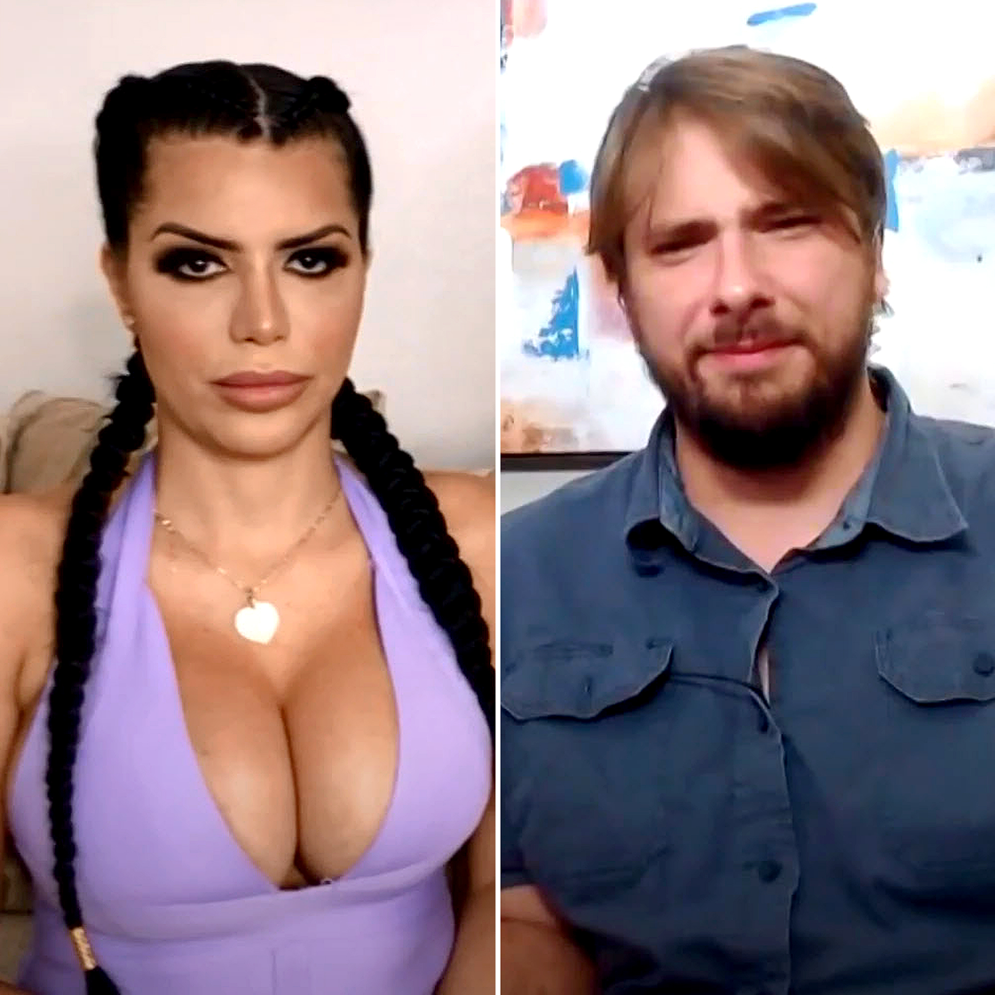 90 Day Fiance: Larissa Claims Colt Tried to Use