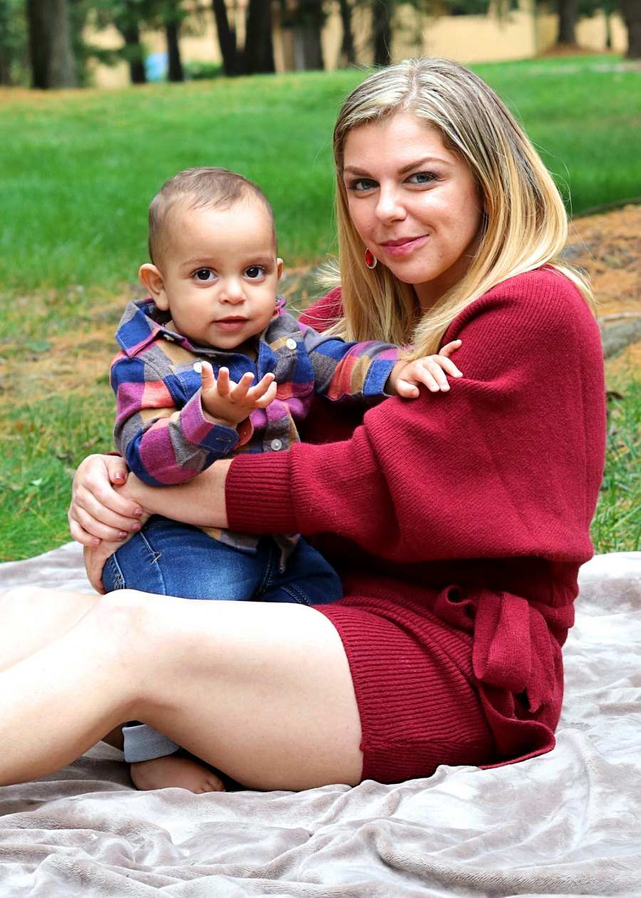 90 Day Fiance's Ariela Weinberg and Biniyam Shibre Introduce Son Aviel 10 Months After Birth: Pics