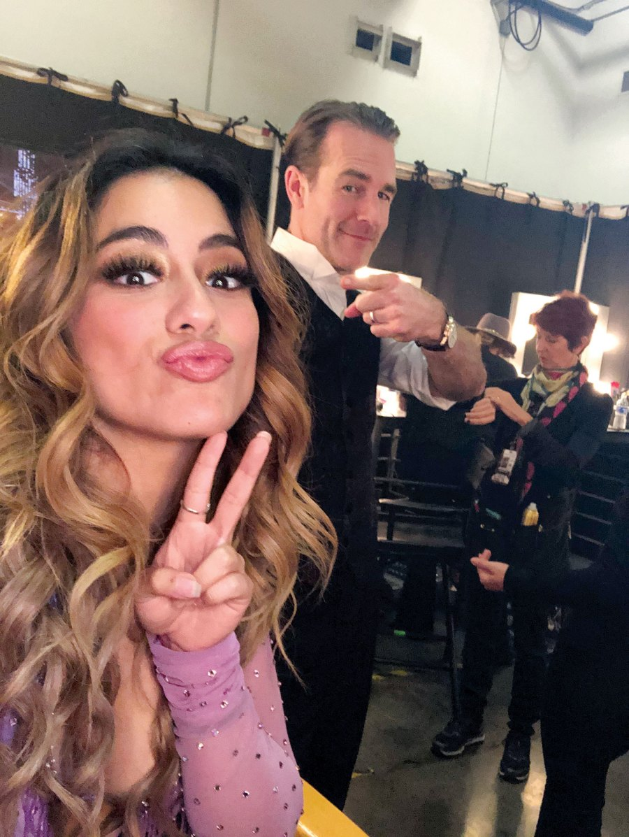 Almost Quit DWTS Over James Van Der Beek Ally Brooke Gets Real About Fifth Harmony Almost Quitting DWTS and More in Memoir