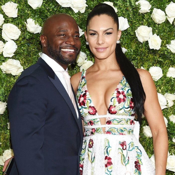 Amanza Smith Ex Taye Diggs Financially Supported Her Her Kids 5 Years