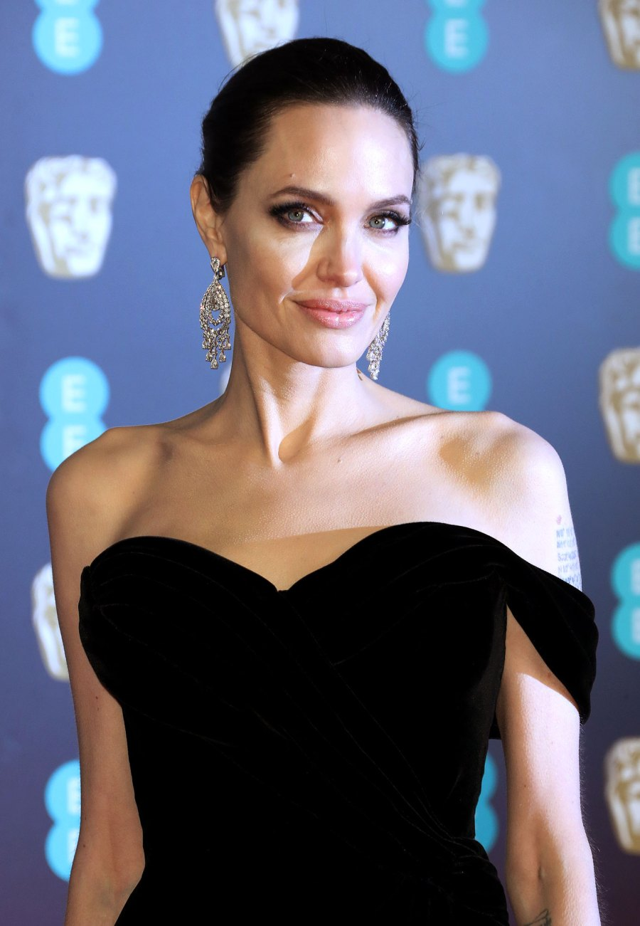 Angelina Jolie Stars Who Have Had Mastectomies