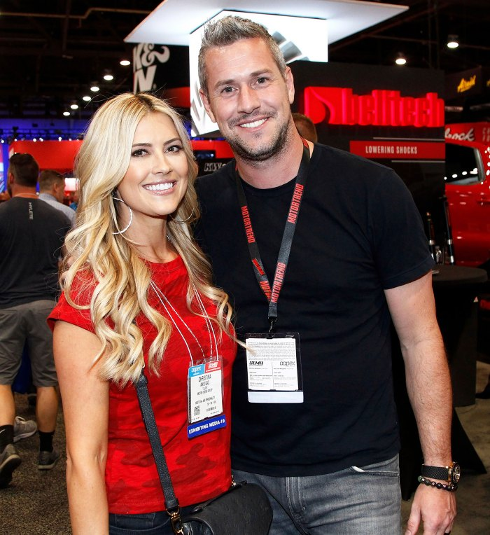 Ant Anstead Tags Christina Anstead in Sweet Video of Their Son