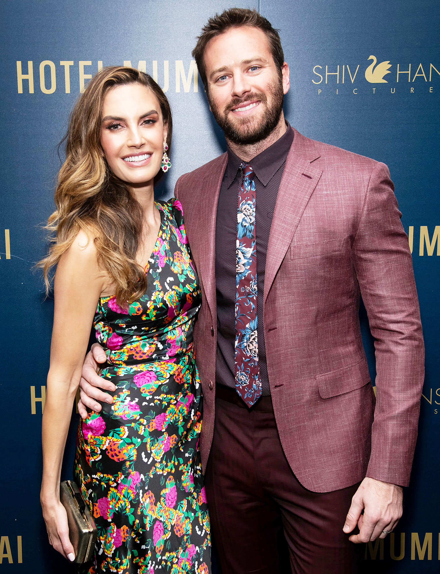 Armie Harmer Has Had Flings With Rumer Willis Jessica Ciencin and Courtney Vucekovich Amid Elizabeth Chambers Divorce