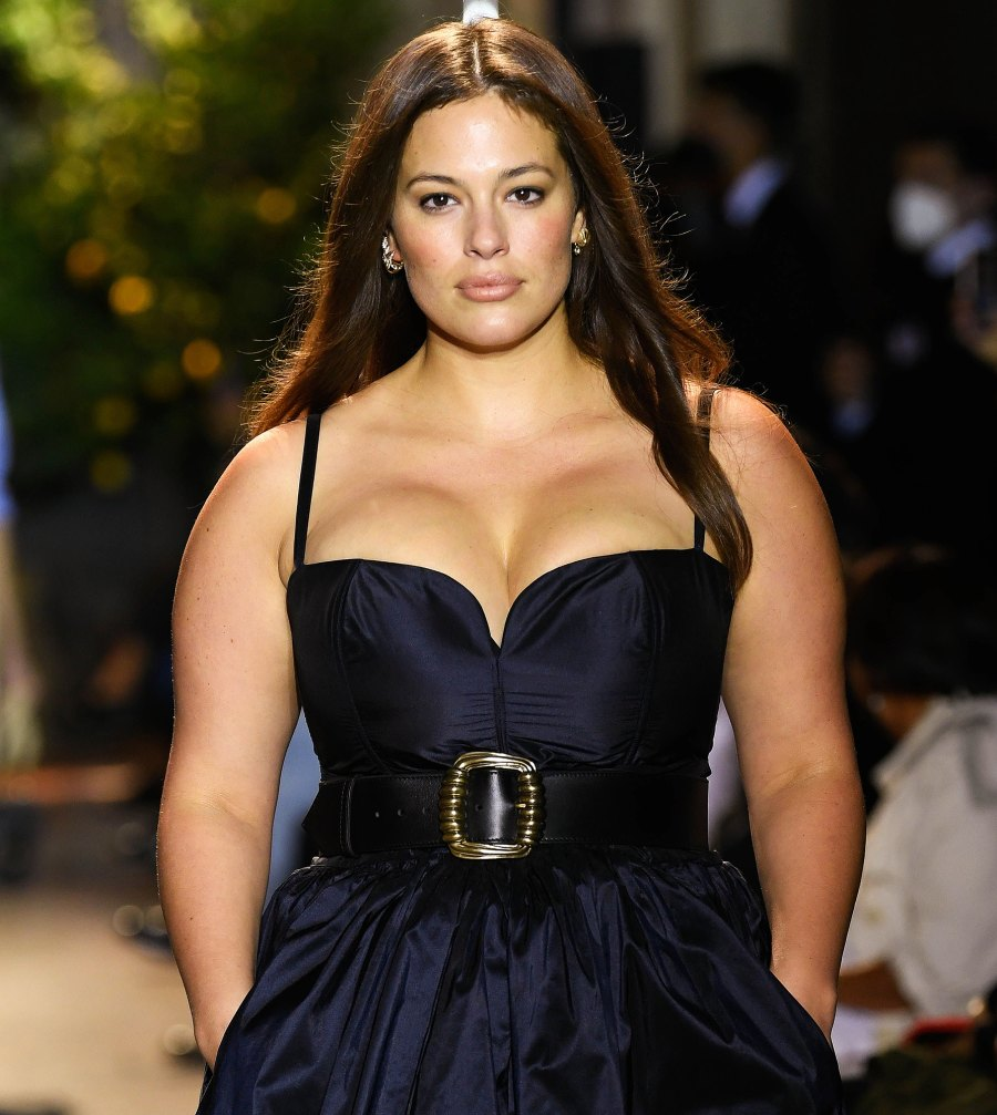 Ashley Graham Says Mom-Shamers Criticizing Her Breast-Feeding Pics Are Mean Girls Who Grew Up