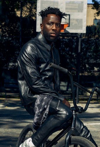 BMX Star Nigel Sylvester on His Functional and Fashionable Style