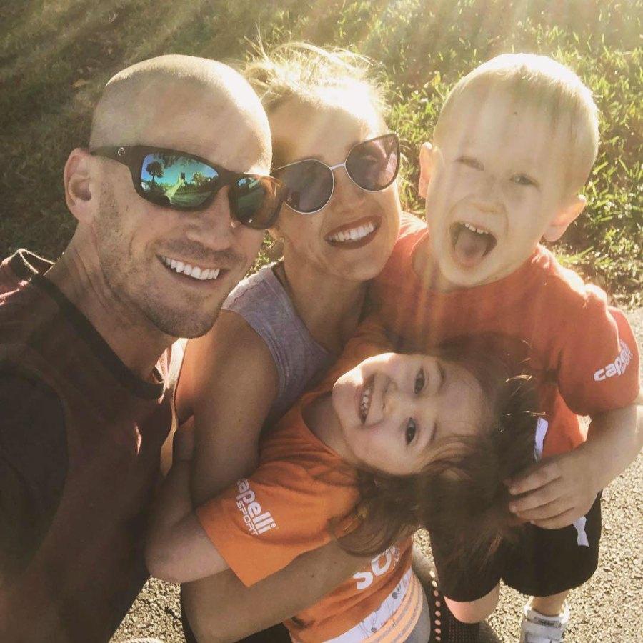 Bachelorette Ashley Hebert Thanks Fans for Support After Split From JP Rosenbaum Family Instagram