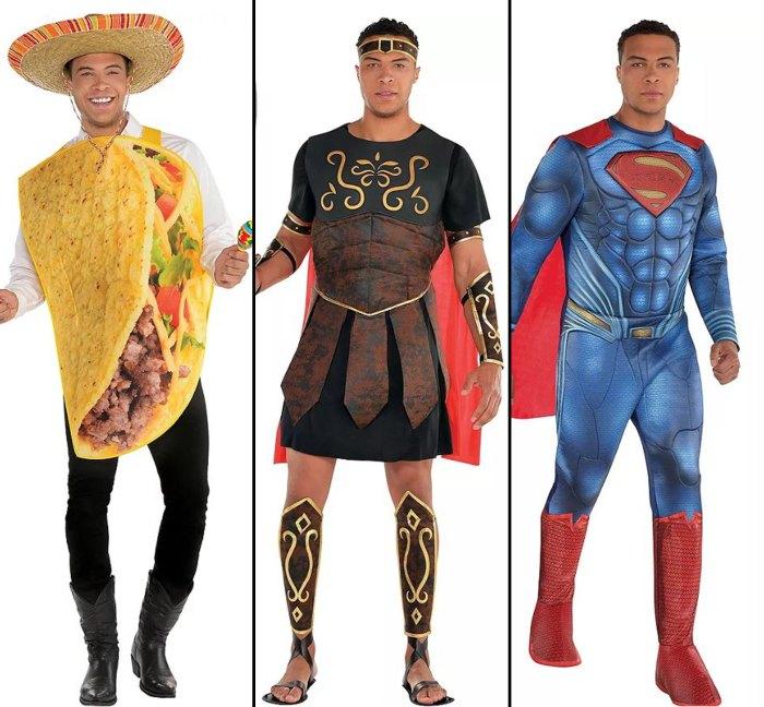 El líder de 'Bachelorette' Dale Moss una vez modeló los disfraces de Halloween para Party City