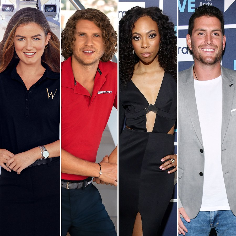 Below Deck and Spinoff Casts Through the Years Guide to Who Dated Who