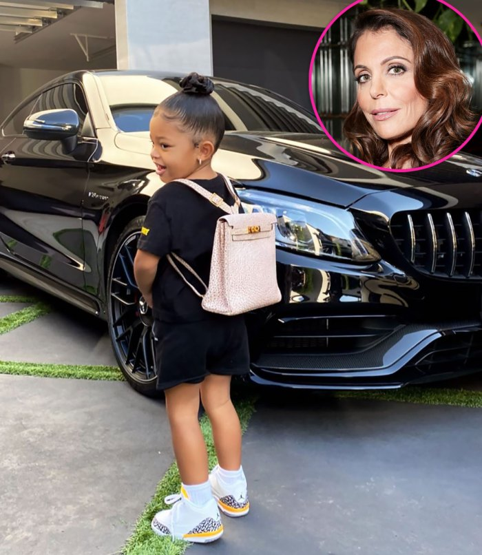 Bethenny Frankel Slams Kylie Jenner's Pic of Stormi's K Back-to-School Look