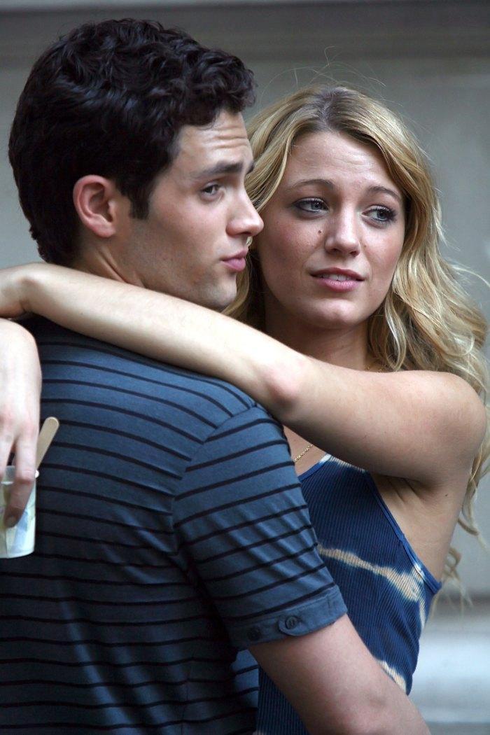 Blake Lively reacciona hilarantemente a Dan siendo Gossip Girl 8 años después del final