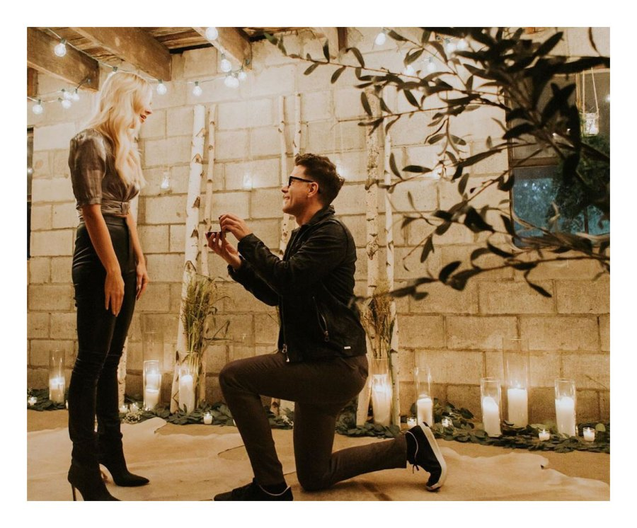 Bobby Bones Is Engaged to Girlfriend Caitlin Parker