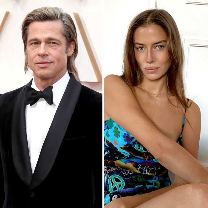 Brad Pitt's Girlfriend Nicole Poturalski Slams Rude Trolls 2