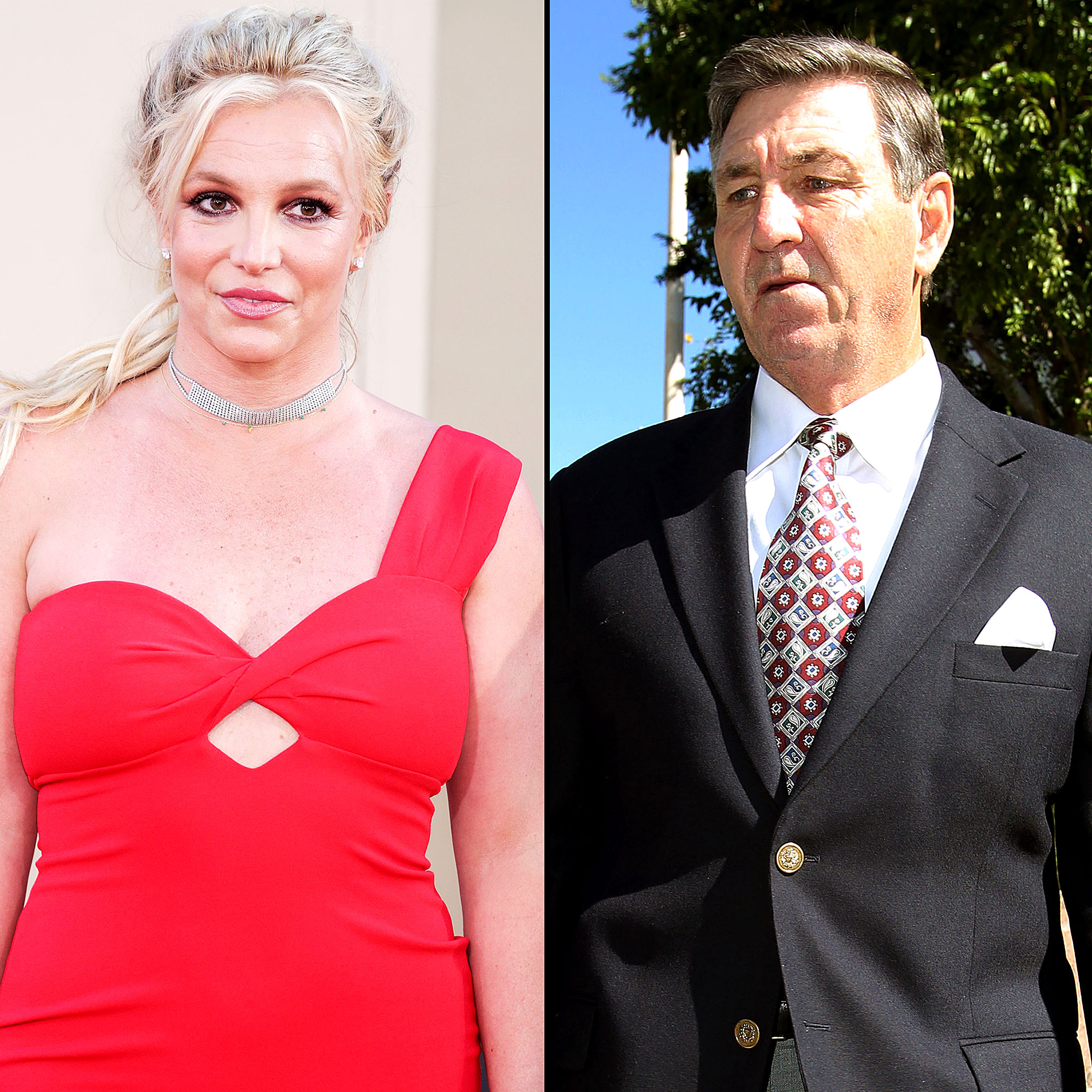 Britney Spears Dad Concerned She S Being Given A Lot Of Freedom
