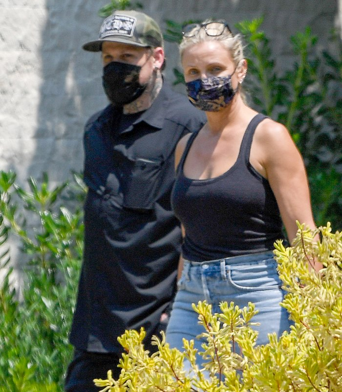 Cameron Diaz and Benji Madden Buy 14.6 Million House in Beverly Hills