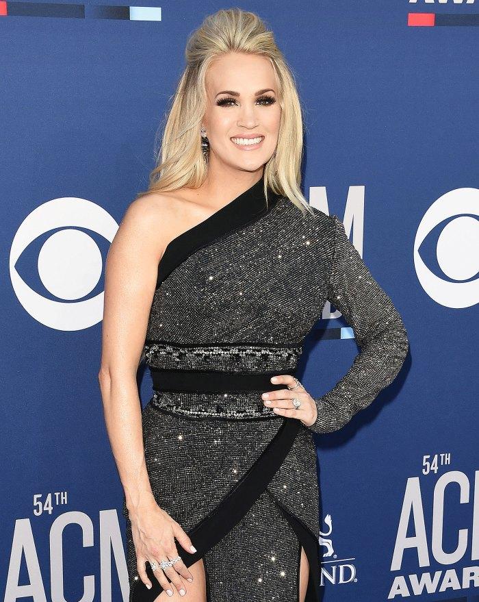 Carrie Underwood asiste a los ACM Awards 2019 Carrie Underwood continúa su racha ganadora como la ganadora más premiada de los CMT Music Awards en el 2020 Show