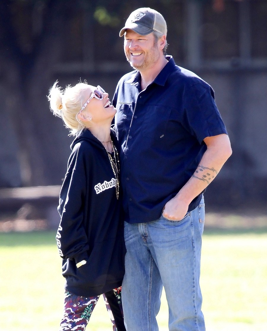 Gwen Stefani Blake Shelton Celeb Engagements 2020 Celebrities Who Got Engaged Amid the Coronavirus Pandemic