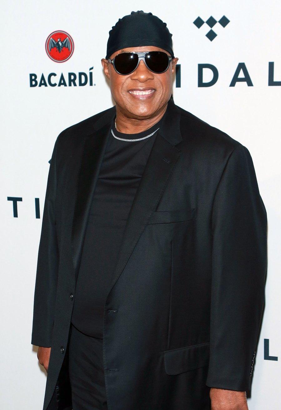 Stevie Wonder and More Celeb Health Scares