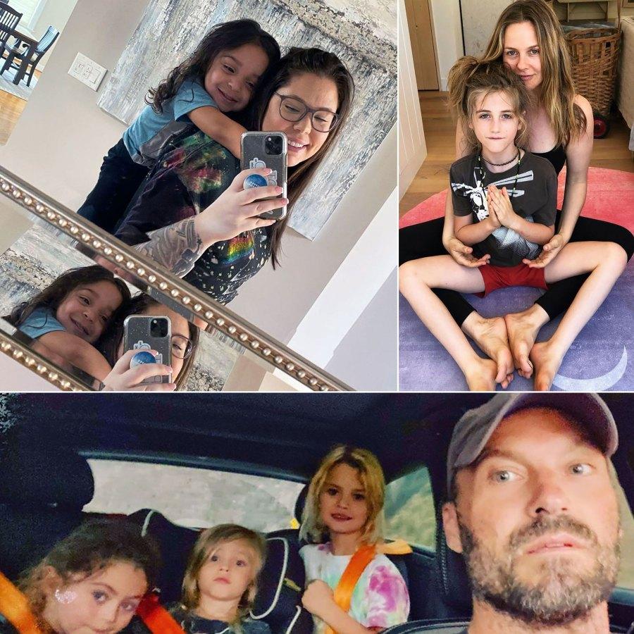 Celebrities Defending Their Sons' Long Hair
