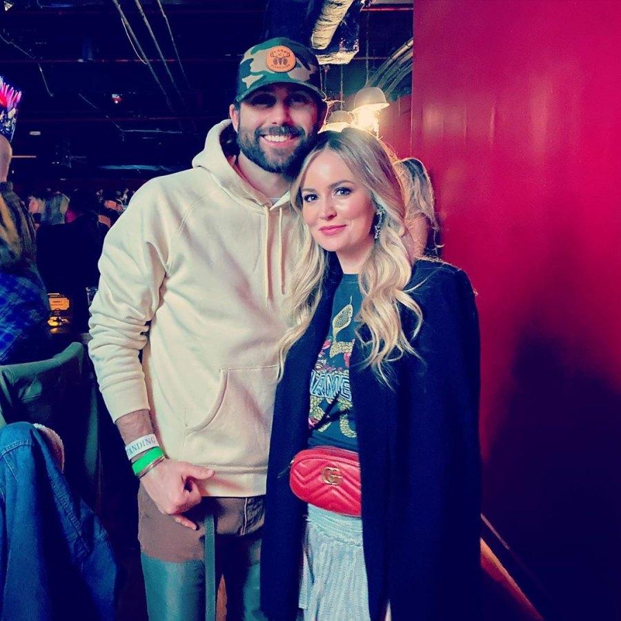 Celebrities Announcing Pregnancies During the Coronavirus Pandemic Emily Maynard Tyler Johnson