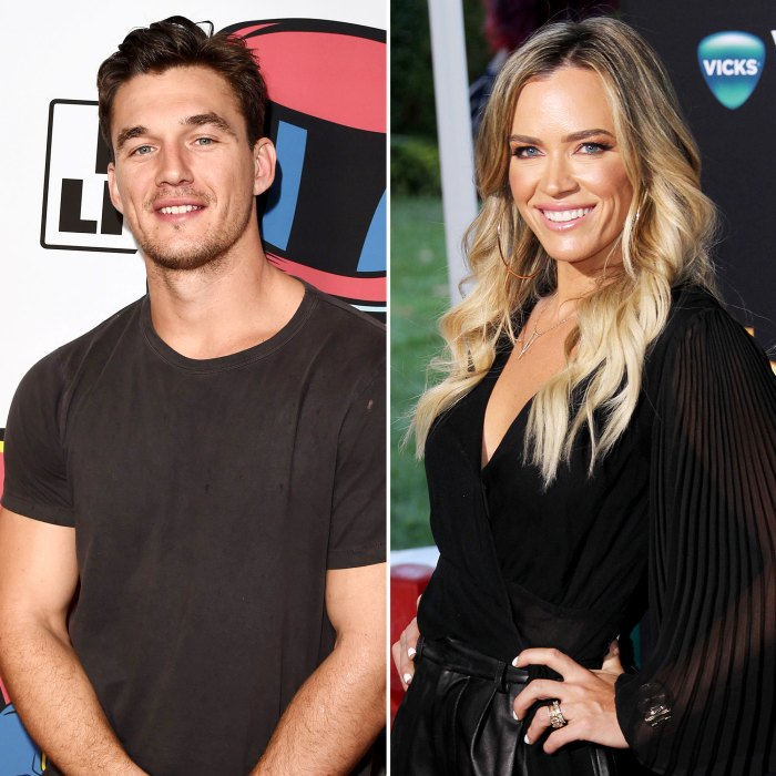 Tyler Cameron Teddi Mellencamp Celebrities Favorite Timeless Holiday Traditions