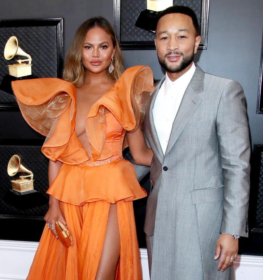 Celebrities Rally Around Chrissy Teigen John Legend After Pregnancy Loss