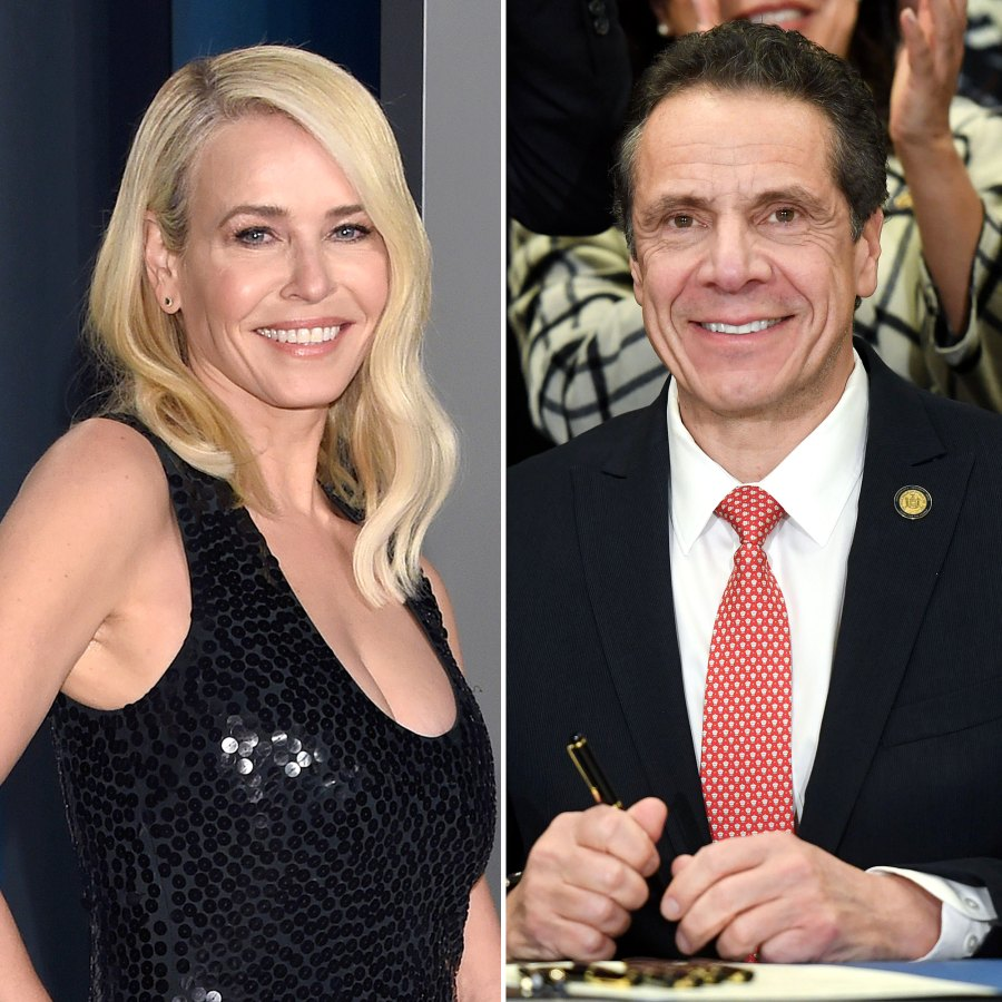 Chelsea Handler Says Andrew Cuomo Ghosted Her After She Asked Him Out