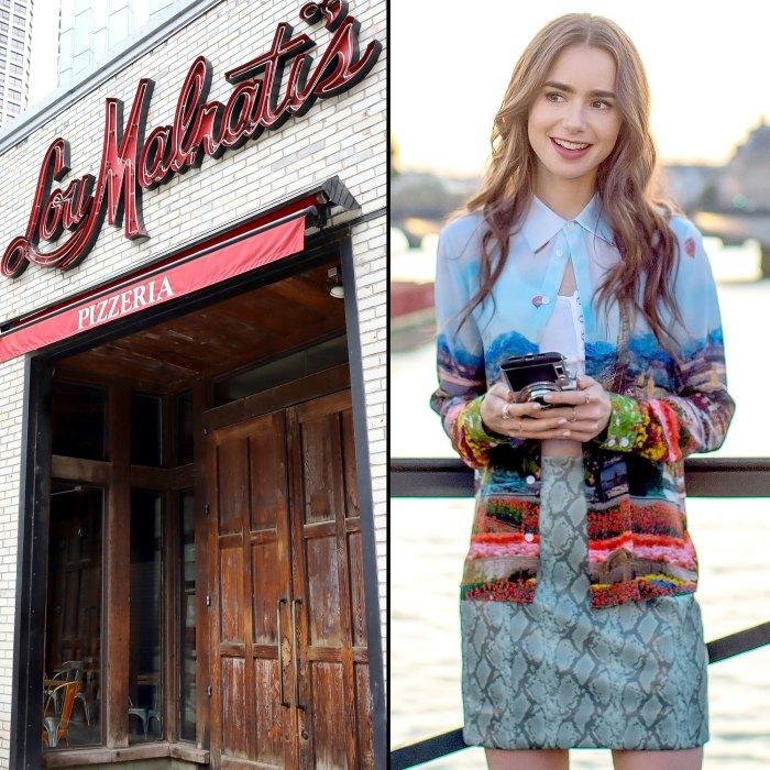 Chicago Restaurant Slams Emily in Paris Heartless Pizza Remark