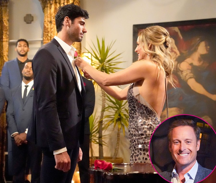 Chris Harrison Brandon Goss Relationship With Clare Crawley Gets Awkward Fast 5 Things To KNow
