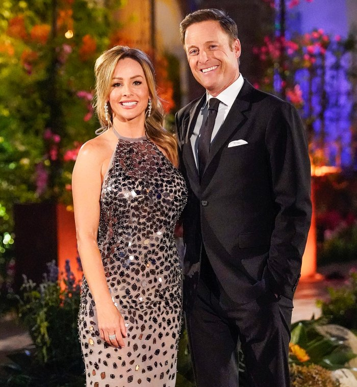 Chris Harrison Jokes About Bachelorette Clare Crawley's Prom Drama