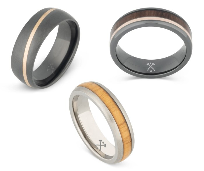 Chris Harrison Launched a Line of Men's Wedding Rings With Manly Bands