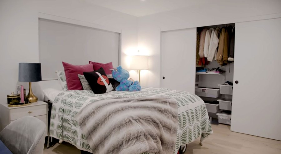 Clean Bed Hannah Brown Shows Off Los Angeles Apartment Makeover
