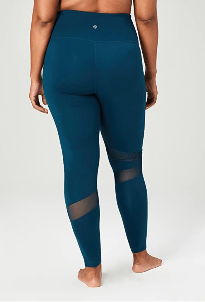 Core 10 para mujer (XS-3X) 'Icon Series' The Warrior Mesh legging de yoga de cintura alta