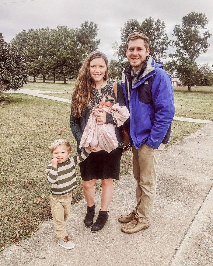 Contando con Joy-Anna Duggar responde a los rumores de que está embarazada de su tercer hijo