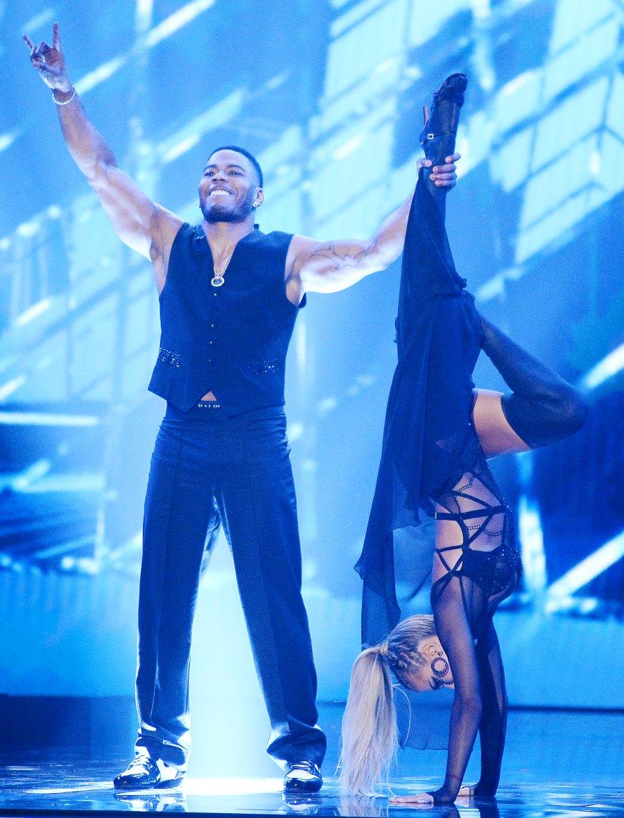 Nelly and Daniella Karagach DWTS Recap October 12