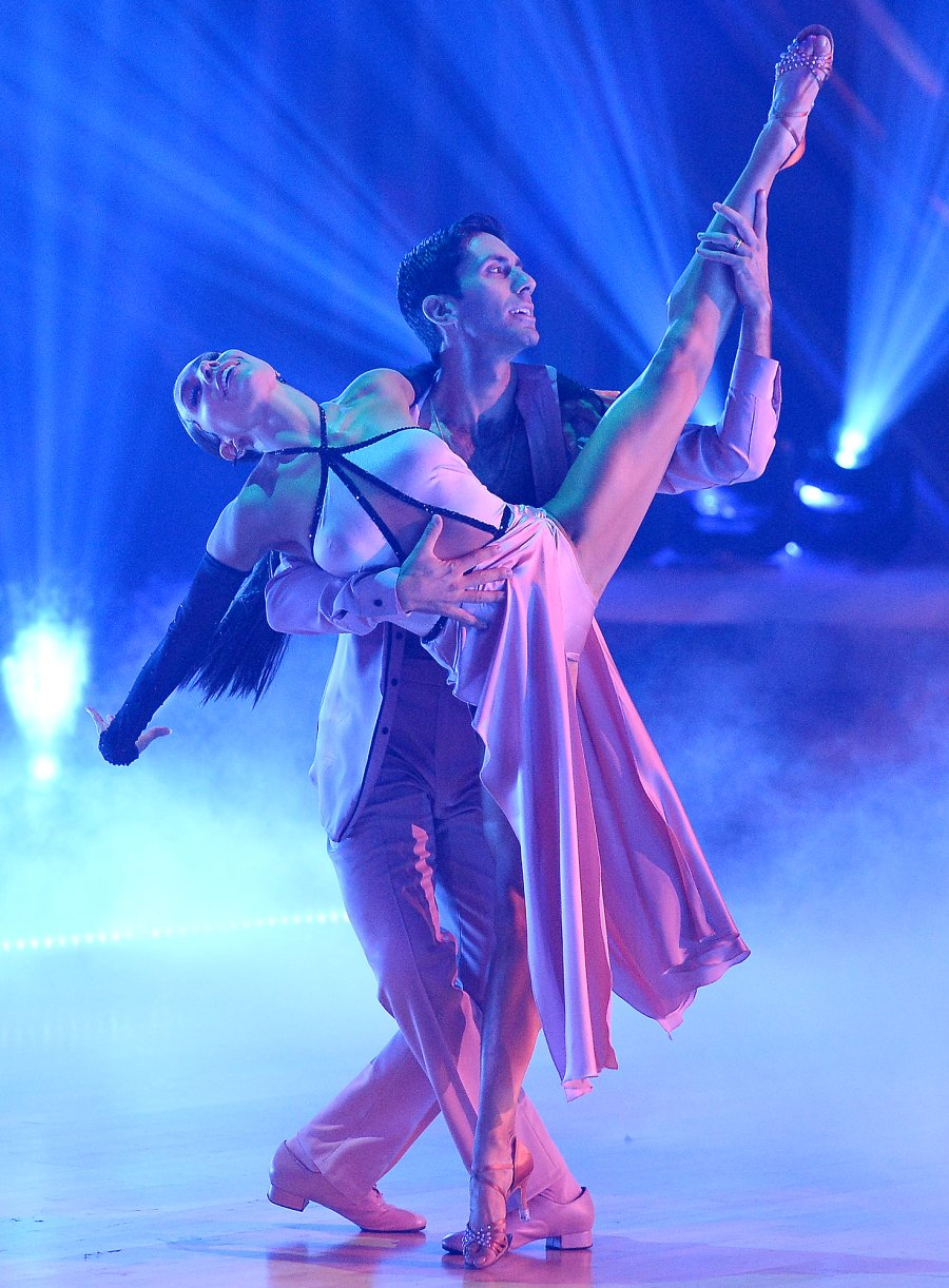 Nev Schulman and Jenna Johnson DWTS Recap October 12