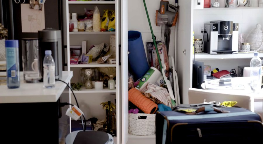 Dirty Kitchen Hannah Brown Shows Off Los Angeles Apartment Makeover