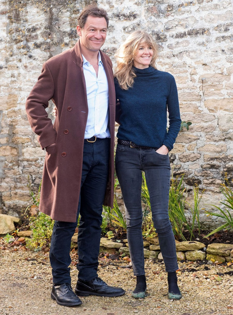 Dominic West and Catherine FitzGerald Joint Statement