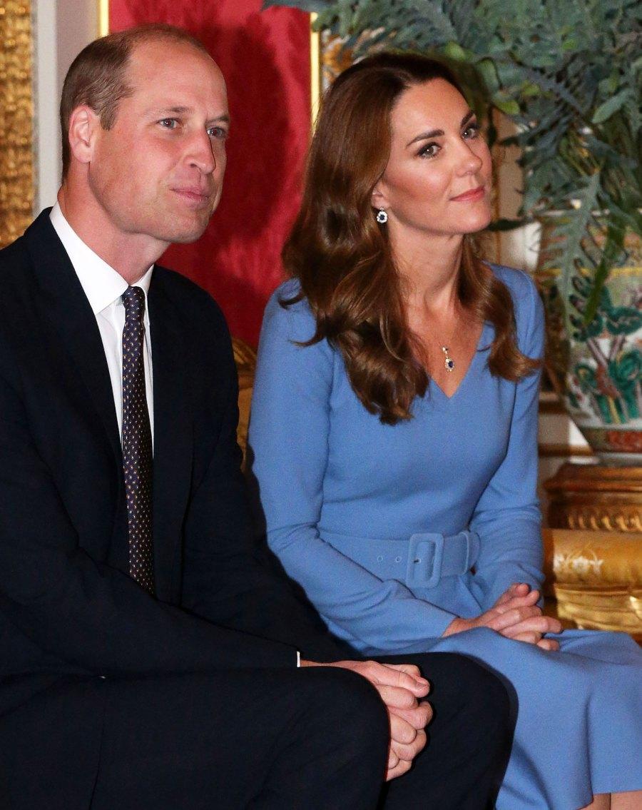 Duchess Kate's Stunning Sapphire Jewelry Originally Belonged to Princess Diana