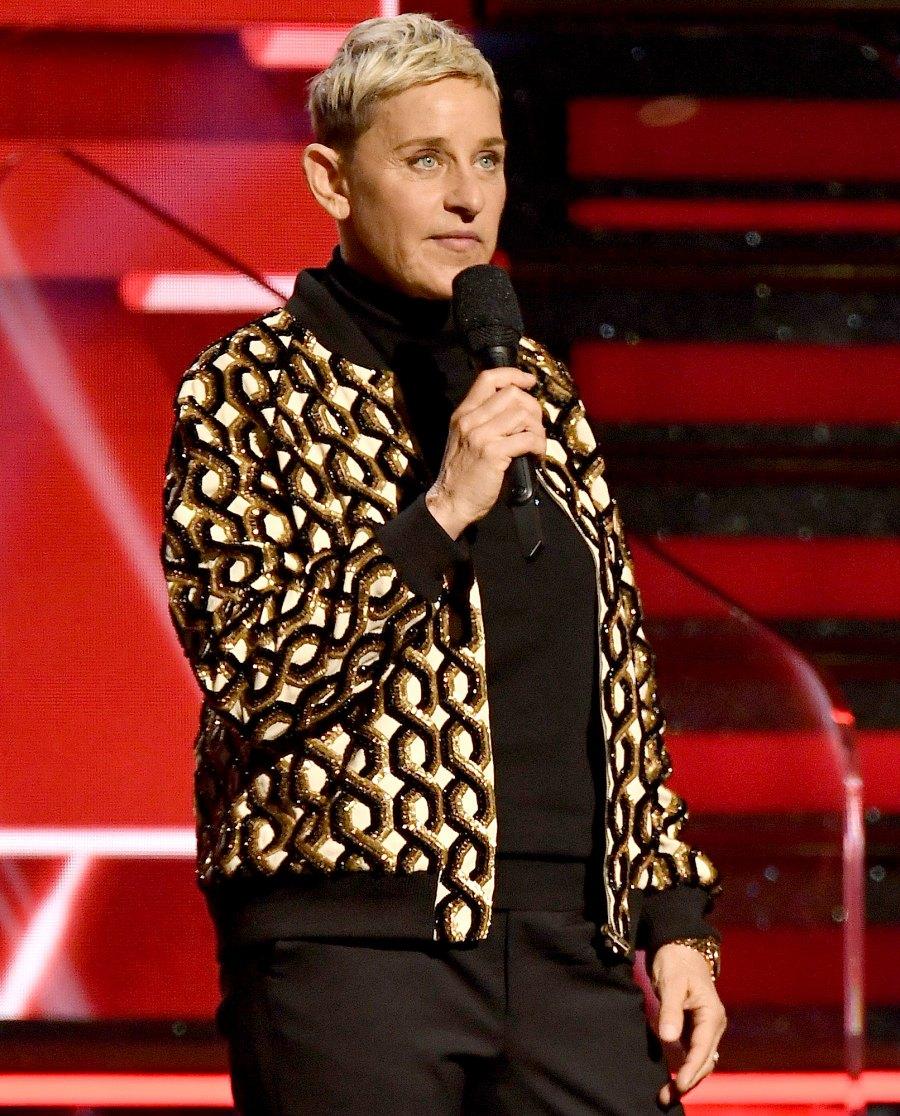 Ellen DeGeneres charitable