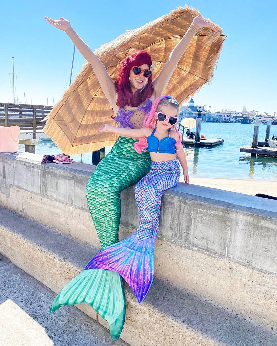Emerson Tolbert Mermaid Halloween Costumes 2020