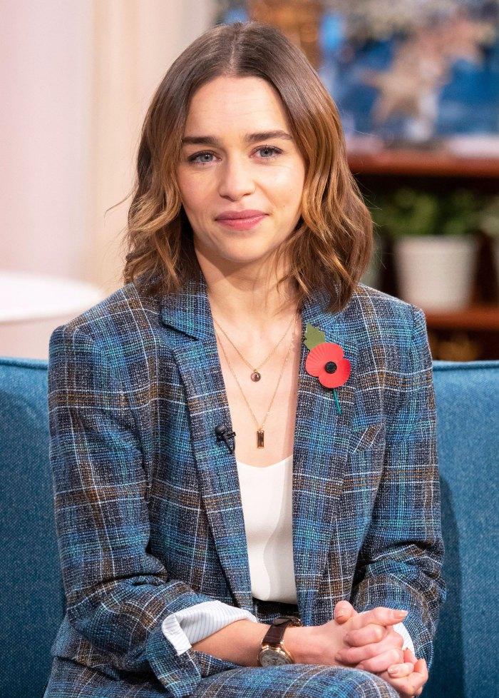Emilia Clarke Recalls Filming 'Game of Thrones' After Her Secret Brain Surgery
