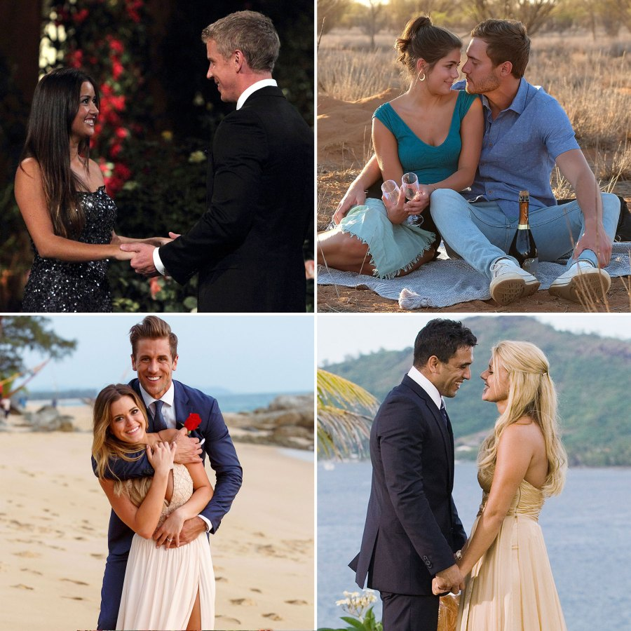 Every Time the 1st Impression Rose Recipient Won The Bachelor or The Bachelorette