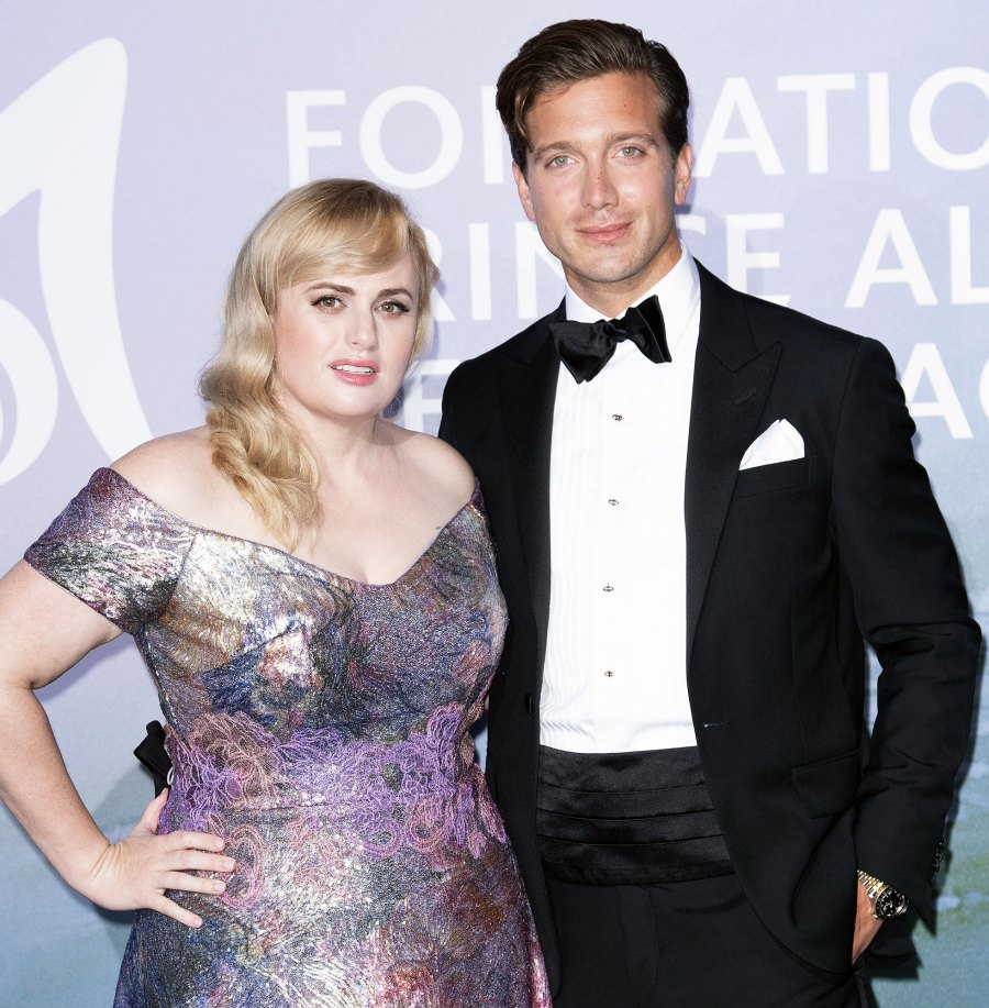 Rebel Wilson and Jacob Busch Monte-Carlo Gala For Planetary Health in 2020 Everything to Know About Rebel Wilson Boyfriend Jacob Busch
