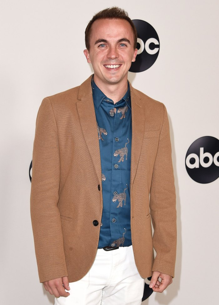 Frankie Muniz Says He's Not Naming Son Malcolm After 'Malcom in the Middle'