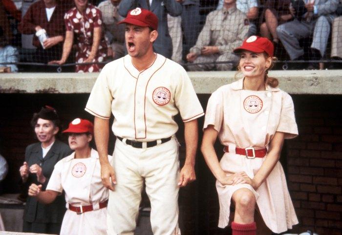 Geena Davis tiene grandes planes, una liga propia secuela