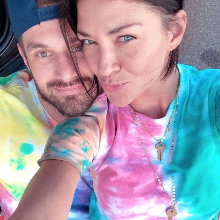 Gossip Girl Jessica Szohr da a luz les da la bienvenida a su primer hijo y a Brad Richardson