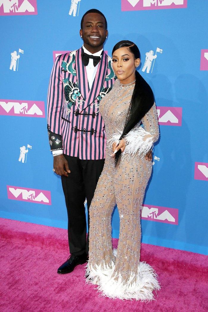 La esposa de Gucci Mane Keyshia Ka'oir da a luz