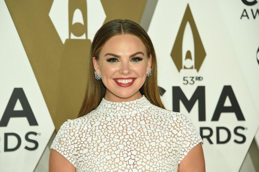 Stars Who've Battled Mental Health Issues: Hannah Brown