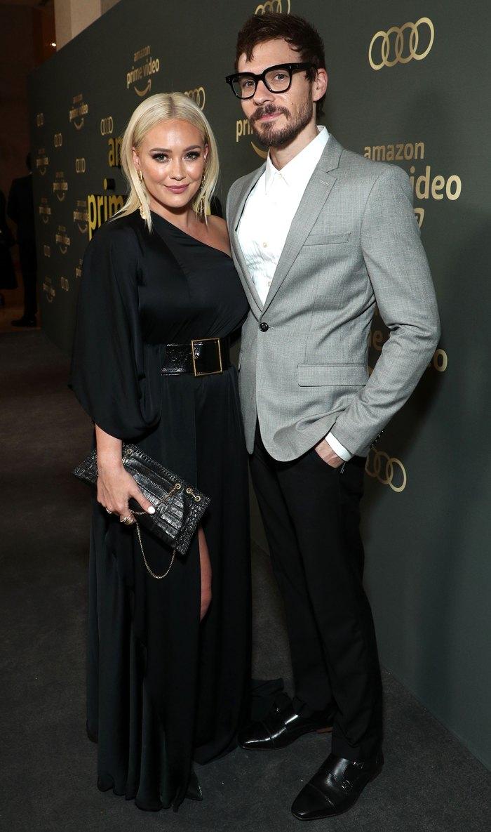 Hilary Duff está embarazada de su bebé número 3 y espera un segundo hijo con su esposo Matthew Koma