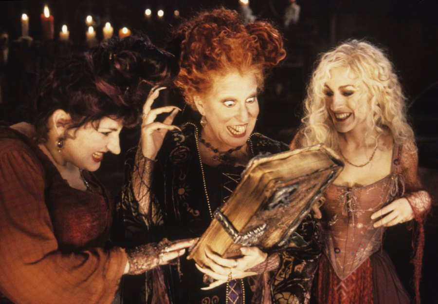 Hocus Pocus Cast Where Are They Now Kathy Najimy Bette Midler Sarah Jessica Parker